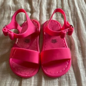 Baby Gap Jelly Sandals